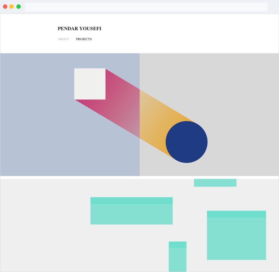 UX porfolio examples - 4
