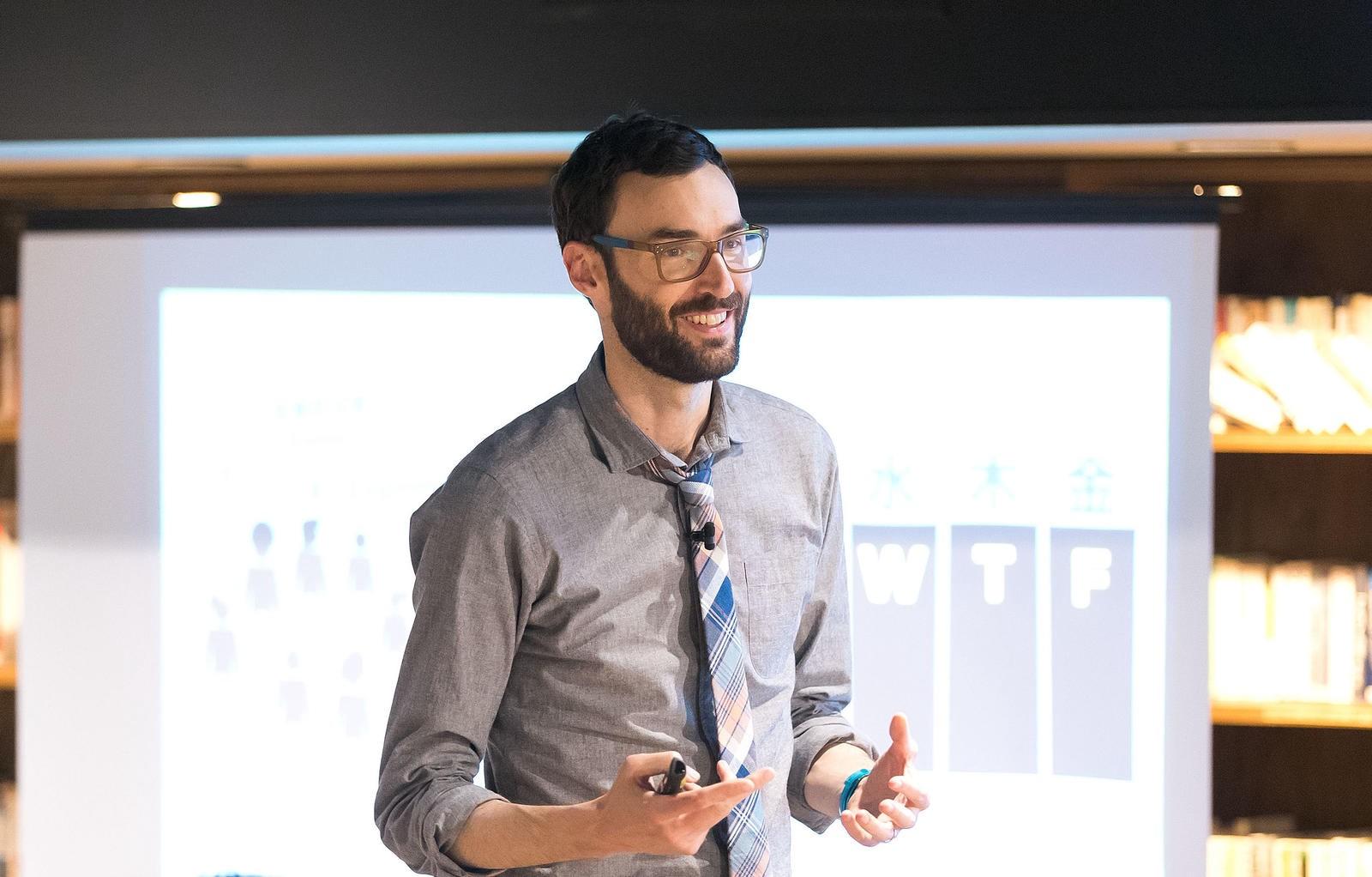 Design Sprint Inventor Jake Knapp on How Good Design Story Gets You Hired