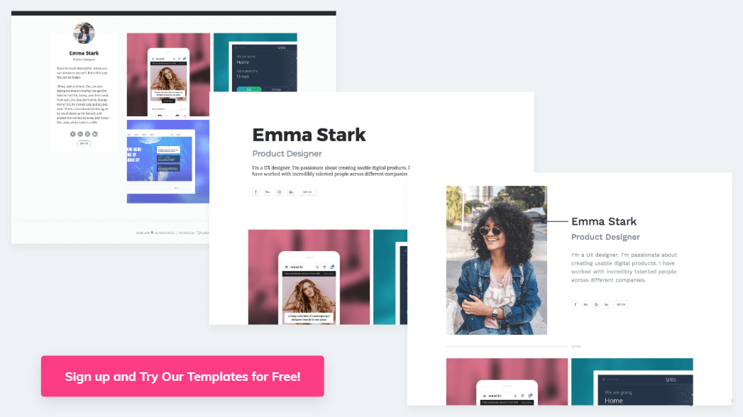 The Ultimate Ux Portfolio Template To Get You Hired Uxfol