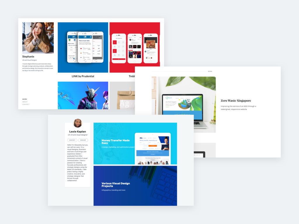 3 Portfolio Cover Page Tips With Great Examples To Impress Your Future Employer