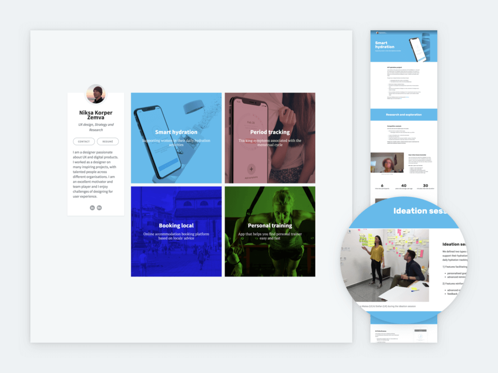 31 Impressive Ux Portfolio Examples With A Guide For Yours